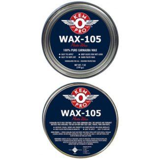 Wax 105 - Car Paste Wax
