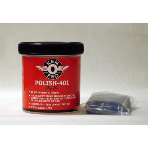 Polish 401 - Clay Bar Blue