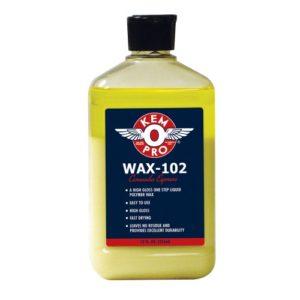 Wax 102 - Carnauba Express Wax