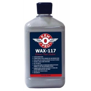 Wax 117 - Extreme Paint Sealant